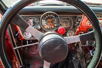 1970 Chevrolet C10 Interior Steering Wheel And Gauges