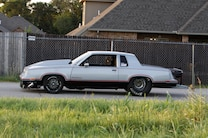1982 Oldsmobile Cutlass Drivers Side