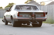 1982 Oldsmobile Cutlass Drivers Side Rear View