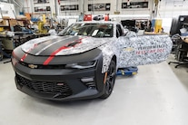 06 2016 Camaro Drag Race Development Program