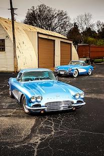1961 Chevrolet Corvette Lange 028