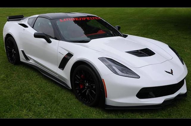 LPE 2015 Corvette Z06 Exterior