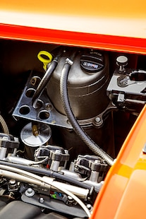 1965 Corvette Coupe LS Motor Greg Thurmond 022