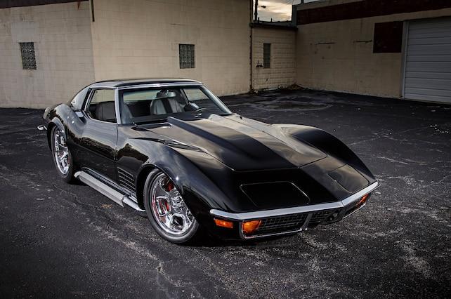1972 Chevrolet Corvette Front