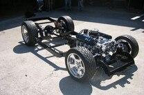 1972 Corvette Coupe Frame