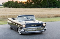 1957 Chevy Bel Air Convertible Grille