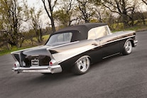 1957 Chevy Bel Air Rear View