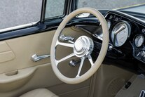 1957 Chevy Bel Air Steering Wheel