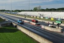 Original Super Chevy Show Martin Michigan 2017 Drag Race 031