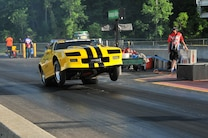 Original Super Chevy Show Martin Michigan 2017 Drag Race 030