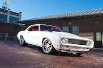 1969 Chevrolet Camaro Front Side
