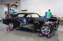 1967 Nova Classic Car Studio Build Ls3 Tci Black 025