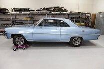 1967 Nova Classic Car Studio Build Ls3 Tci Black 004