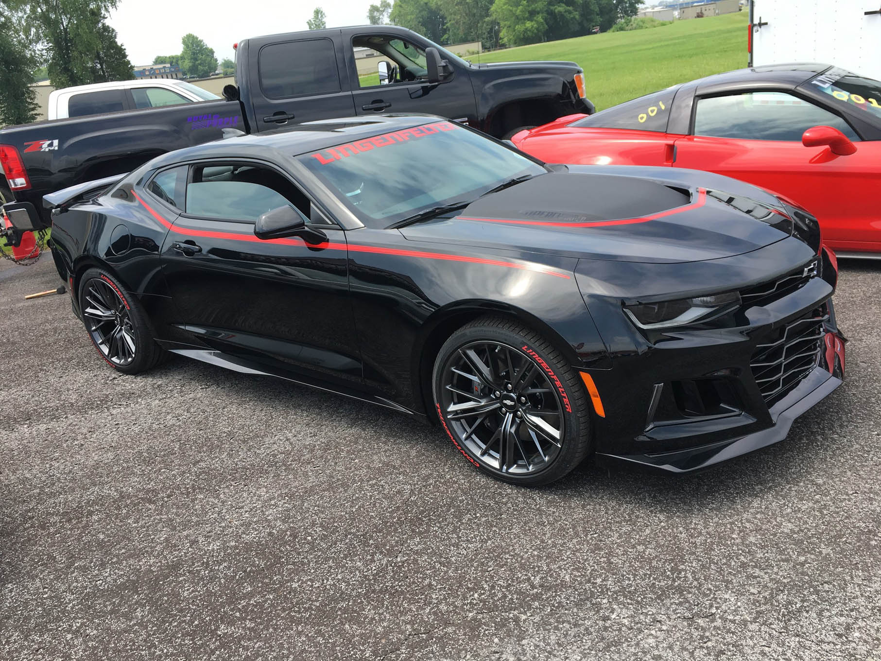 Have a new Camaro? Give it to LPE for 800 hp