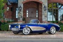 1957 Chevrolet Corvette Front Side