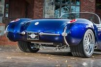 1957 Chevrolet Corvette Rear View