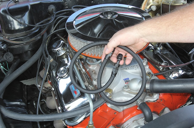 Building Safer Fuel Lines For Your Muscle Car Or Hot Rod