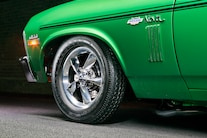 1972 Chevrolet Nova Front Wheel