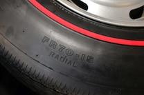 002 Coker Tire Comparo Sidewall Marking