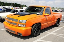 2015 Syracuse Nationals Custom Late Model Chevy Truck