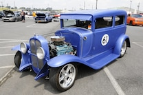 2015 Syracuse Nationals Vintage Chevy