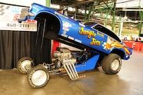 2015 Syracuse Nationals Jungle Jim Vega Funny Car