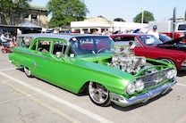 2015 Syracuse Nationals Blown 1960 Chevy Wagon