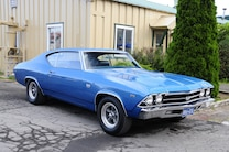 2015 Syracuse Nationals 1969 Chevelle