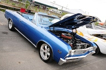 2015 Syracuse Nationals 1967 Chevelle Convertible