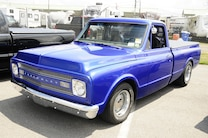2015 Syracuse Nationals 1970 Chevy Truck