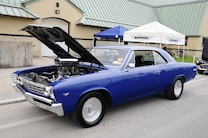 2015 Syracuse Nationals 1967 Chevelle