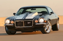 1971 Chevy Camaro Front