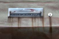 1967 Chevrolet Nova Jamie Berry Paint