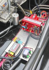1967 Chevrolet Nova Msd Ignition