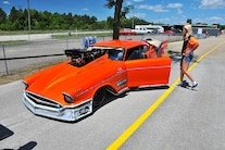 2017 Super Chevy Cordova Illinois Drag Nostalgia 048