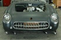 1954 Corvette Rochester Fuelie Efi Conversion