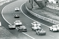 1960 Corvette Cunningham Number 2 Le Mans 045
