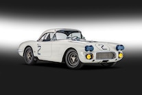 1960 Corvette Cunningham Number 2 Le Mans 004