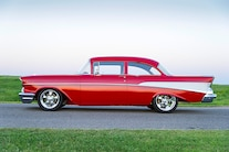 1957 Chevy Bel Air Pendelton Left Profile