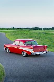 1957 Chevy Bel Air Pendelton 5