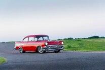 1957 Chevy Bel Air Pendelton 1