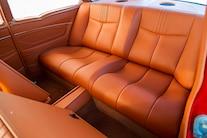 1957 Chevy Bel Air Pendelton Rear Seats