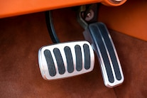 1957 Chevy Bel Air Pendelton Pedals