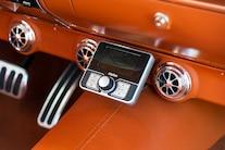 1957 Chevy Bel Air Pendelton Music Controls