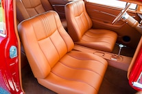 1957 Chevy Bel Air Pendelton Front Seats