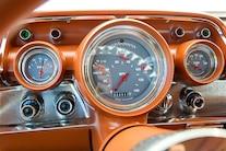 1957 Chevy Bel Air Pendelton Cluster
