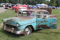 066 1955 1956 1957 Chevrolet Tri Five Chevy Patina