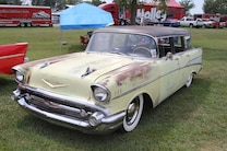 068 1955 1956 1957 Chevrolet Tri Five Chevy Patina