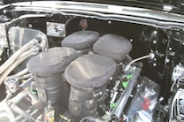 084 1955 1956 1957 Chevrolet Tri Five Induction Carbs Intake