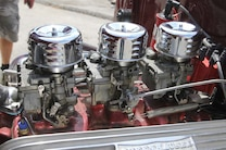 116 1955 1956 1957 Chevrolet Tri Five Induction Carbs Intake